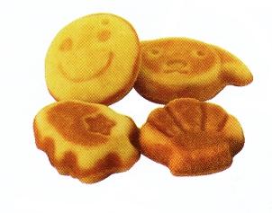 Печенье Фестивальное творожное
