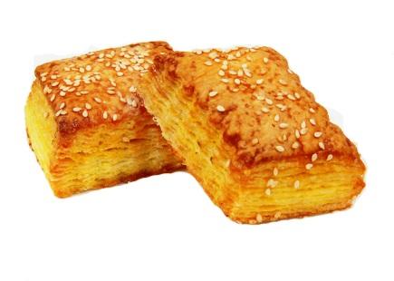 Печенье Гата с кунжутом