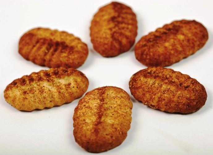 Печенье Земелах с корицей