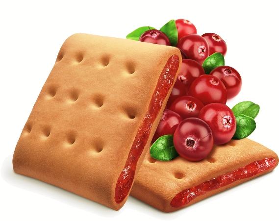 Мини-крекер Буби-Юби с начинкой