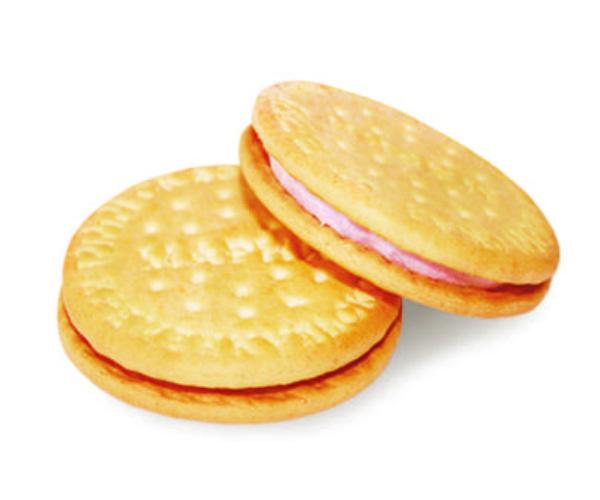 Печенье Сказ от Марии с ароматом клубники со сливками