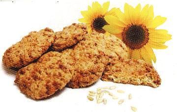 Печенье Европейское с семечками