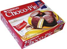 Пирожное бисквитное Чоко Пай 336г