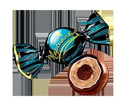 Конфеты Марсианка тирамису