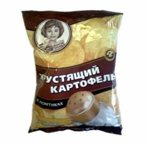 Московский картофель